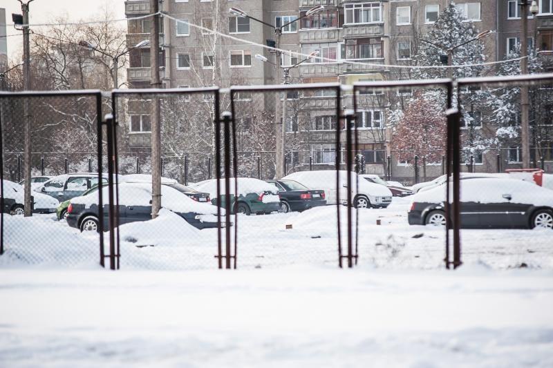 Kauno Všį Automobilių stovėjimo aikštelės - vėl prokurorų akiratyje