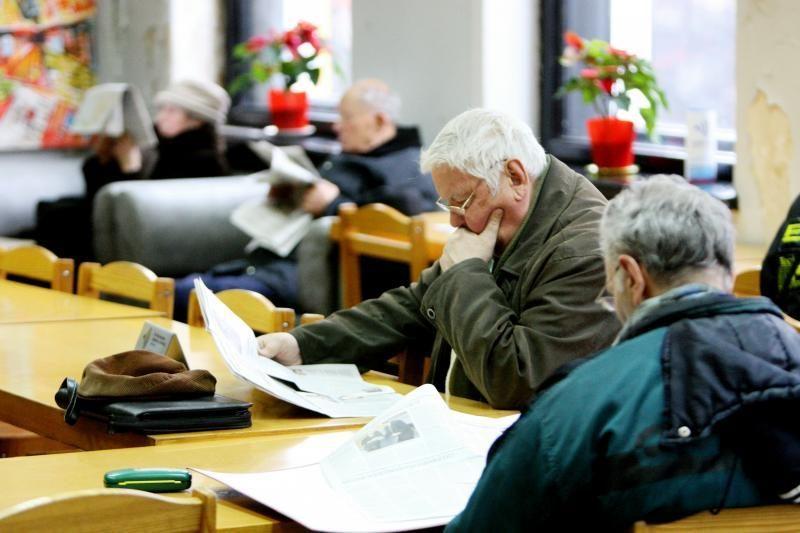 Gyventojų nuomonė: bibliotekos – šiuolaikiniai bendruomenių centrai
