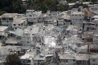 Lietuvos gyventojai nukentėjusiems Haityje paaukojo per 550 tūkst. litų