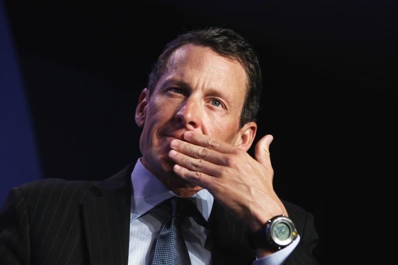 Pasaulis tai išgirdo: išskirtinėje laidoje - L. Armstrongo išpažintis
