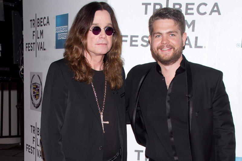 Skandalingasis Ozzy Osbourne'as tapo seneliu