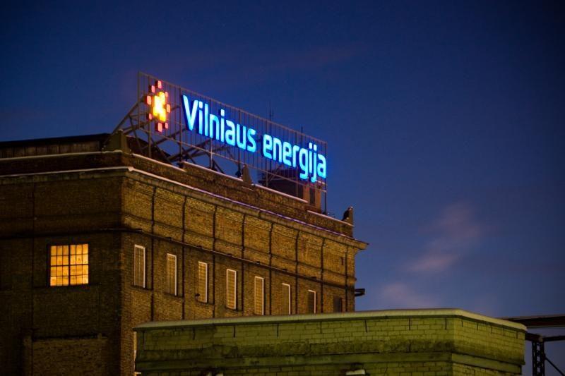 "VPT: ""Vilniaus energijos"" ir ""Axis Industries"