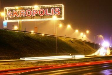 """Rygoje kils """"Akropolis"""""""