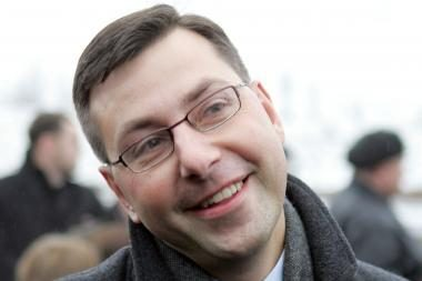 G.Steponavičius domėsis bendrabučių renovacija