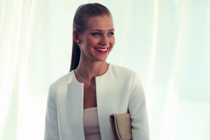Aktorė K. Asmus – seksualioji Rusijos kino puošmena