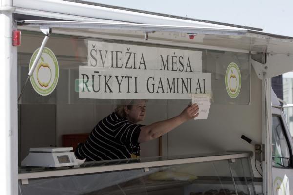 Lietuvos ūkininkai paskendę skolose