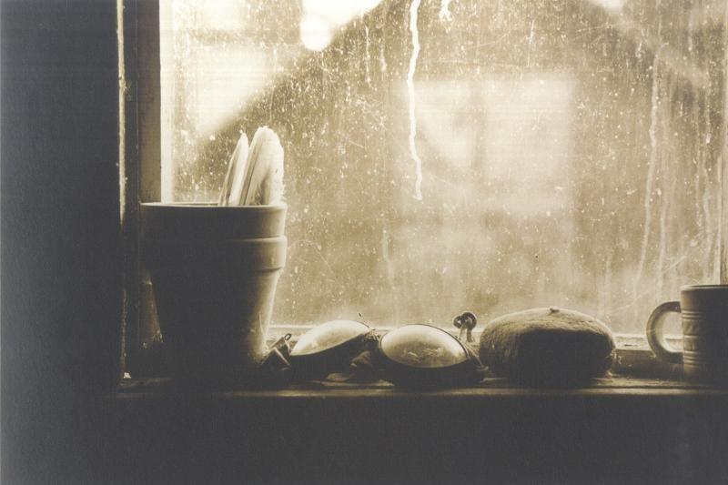 A.Rutkausko fotografijų parodoje – daiktai iš palėpės