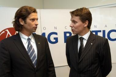 R.Kurlianskio ir G.Vainausko ginčas dėl šmeižto - baudžiamosios bylos objektas