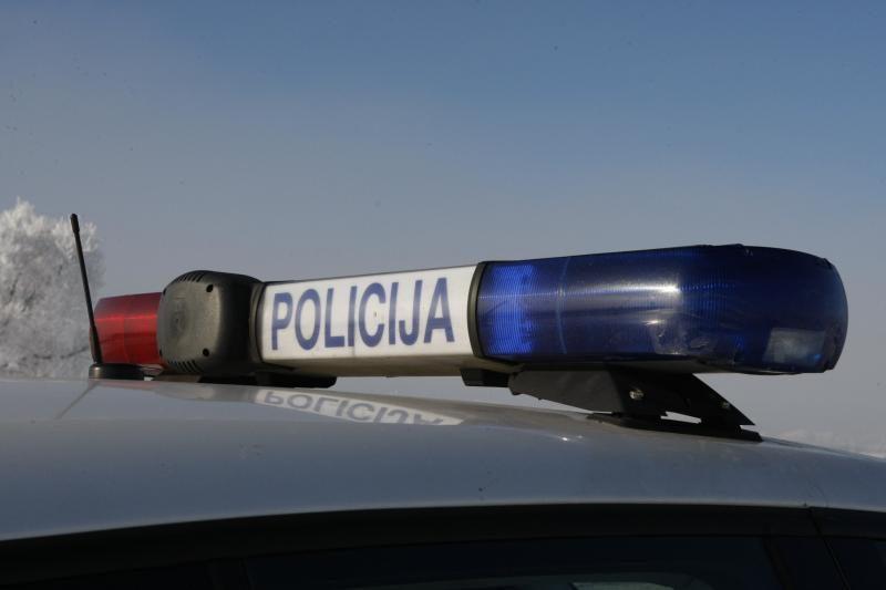 Klaipėdos krašte pavogti du automobiliai