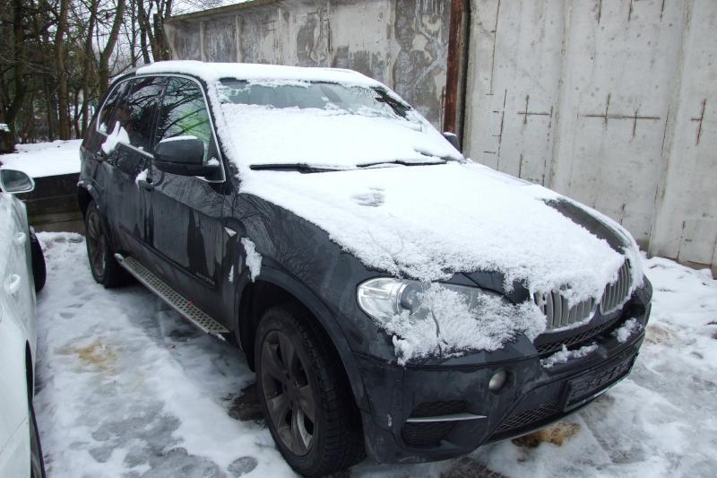 Norvegijoje pavogti automobiliai rasti Jonavoje