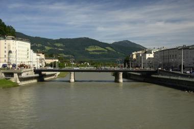 Pašilaičiai turės Zalcburgo alėją