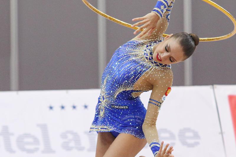 Rusė apgynė meninės gimnastikos olimpinės čempionės titulą