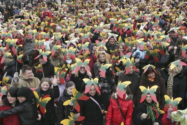 Kovo 11-ąją Vilniuje planuojamas mitingas ir eitynės