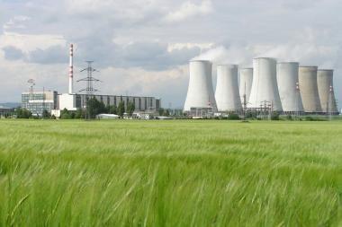 Vis daugiau europiečių pasisako už branduolinę energetiką