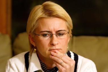 N.Venckienė: teismo nutartyje daugybė pažeidimų (papildyta)