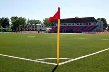Gargždų stadiono dirbtinei dangai - aukščiausias FIFA įvertinimas
