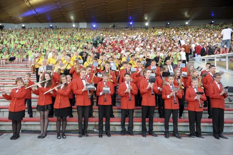 Vilniuje bus pagerbti tarptautinių konkursų laureatai