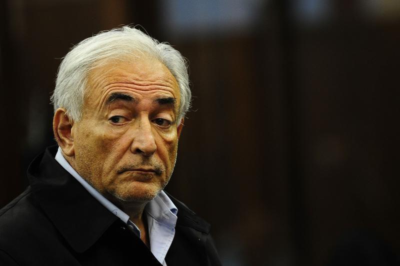 D.Straussas-Kahnas balsavo Prancūzijos prezidento rinkimuose