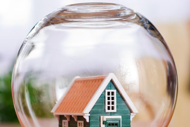Butų pardavimai šiemet išaugo 4,6 proc., individualių namų - 9,6 proc.