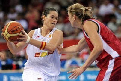 Ispanės sutriuškino Čekijos krepšininkes