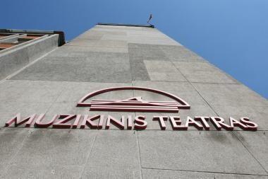 Muzikinio teatro statyboms - valstybinės reikšmės statusas