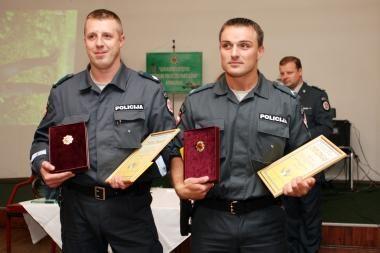 Geriausi patruliai - kauniečiai