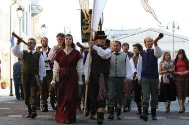 Vilniuje prasideda folkloro festivalis