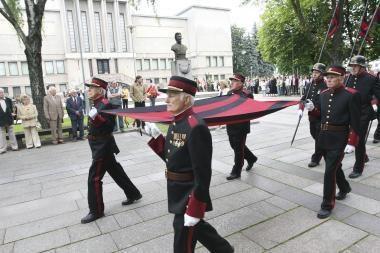 Nuo birželio vėl bus keliama Vyčio kryžiaus ordino vėliava