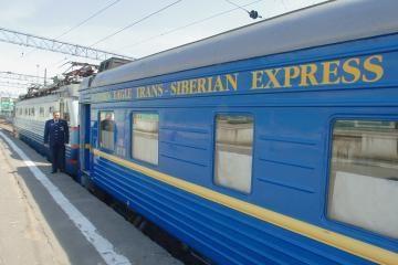 Rusijoje per traukinio avariją sužeista 60 žmonių