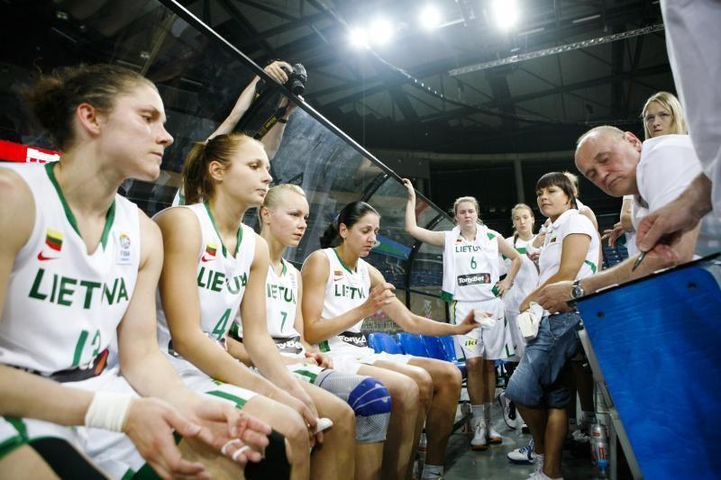 Žlugus olimpinė svajonė: Lietuva  nusileido Juodkalnijai