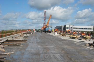 Visa kelių statybos ir remonto sistema bus pertvarkyta