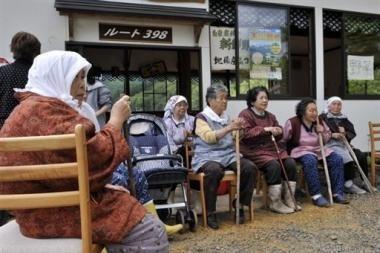 Vyriausias japonas švęs 113 metų sukaktį