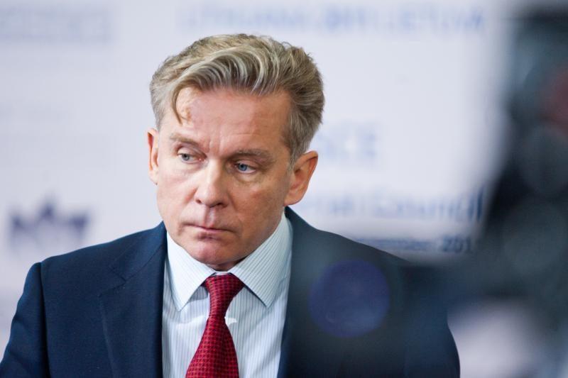 A.Ažubalio atstovė: Rusijos ambasada dezinformavo S.Lavrovą