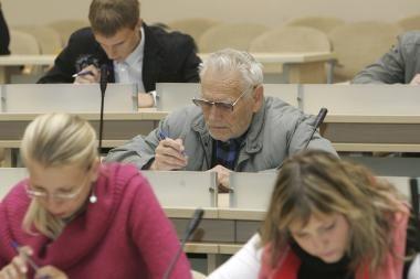 Penktadienį – antrasis Konstitucijos egzamino etapas
