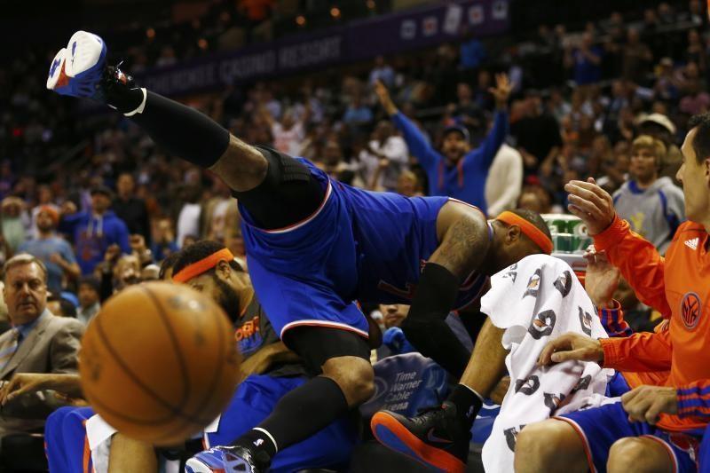 """NBA: M.Jordano akivaizdoje - pergalingas """"Knicks"""" metimas (rezultatai)"""