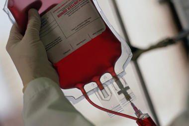 Panevėžyje vėl stinga kraujo donorų