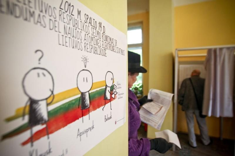 Latvijos gynybos ministras apie referendumą: Rusija laimėjo