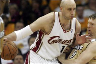 """""""Cavaliers"""" žaidėjai laukia grįžtančio Ž.Ilgausko"""