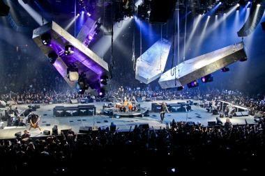 """Klaipėdiečiai į """"Metallica"""" koncertą važiuos nemokamai"""