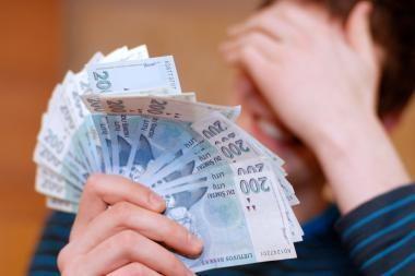 Monetarinės politikos griežtinimas kels