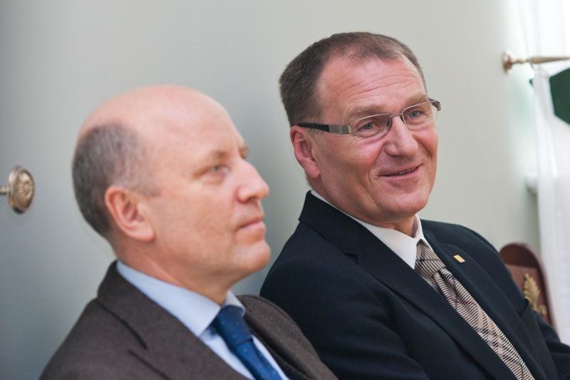 A.Čaplikas: skubi dujų sektoriaus reforma nepasiteisino