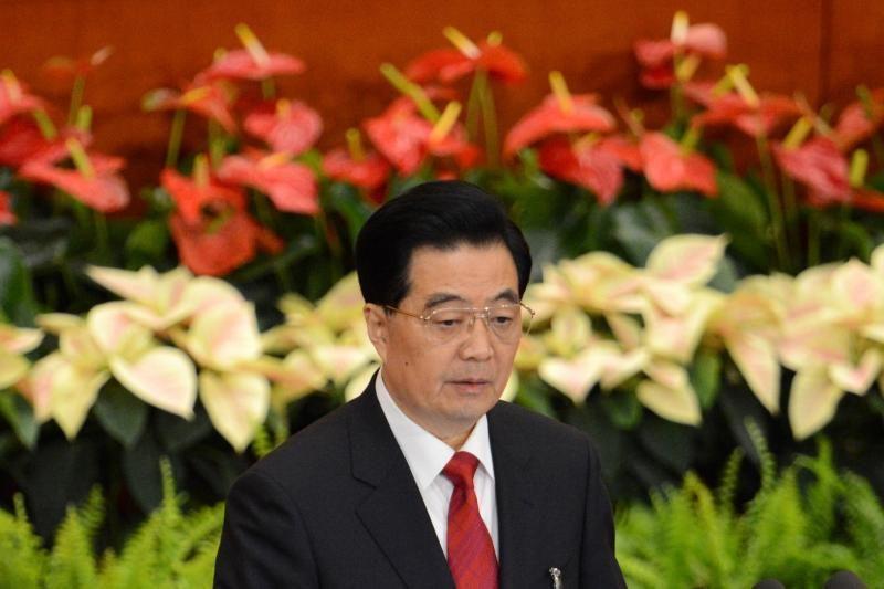 Kinijos internautai šaiposi iš prezidento Hu Jintao kalbos