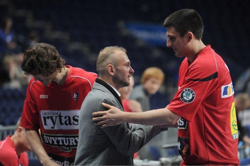 J. Vainausko ambicijos: suburti naują LKL lygio klubą