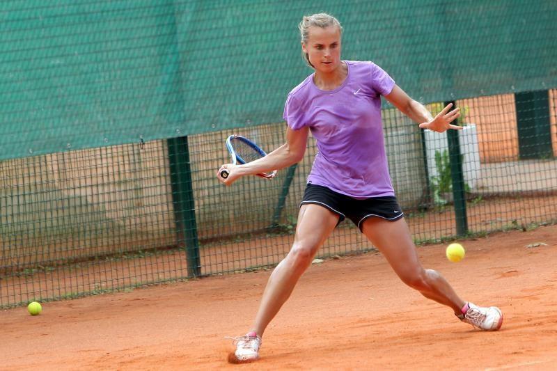 Naujame WTA reitinge L.Stančiūtė pakilo