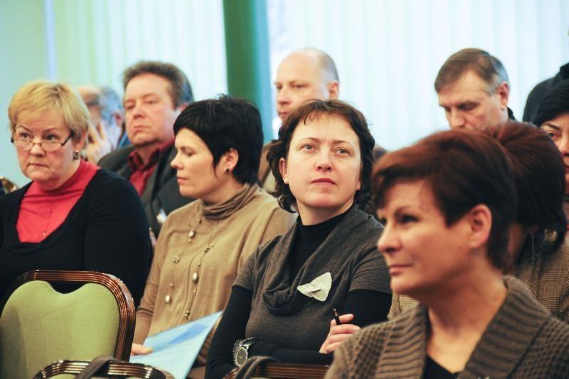 Aukštųjų mokyklų profsąjungos palaiko mokytojų įspėjamąjį streiką