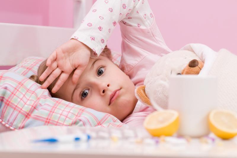 Klaipėdoje sparčiai auga sergamumas peršalimo ligos
