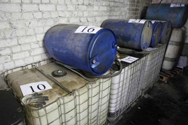 Demaskuotoje degalinėje Kaune rastos 4 tonos dyzelinio kuro