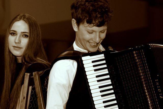 Nota ir Lietuvos talentas M. Levickis tapo eksperimentuojančiu duetu