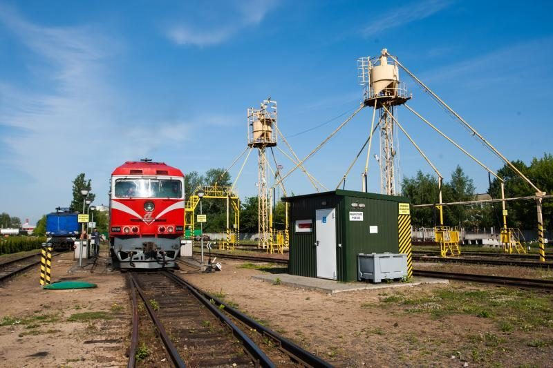 """Vyriausybė pritarė bendros Baltijos šalių įmonės """"Rail Baltica"""" įkūrimui"""