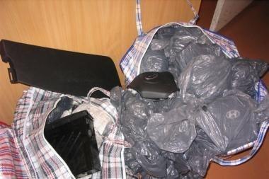 Galvos skausmas dėl oro pagalvių